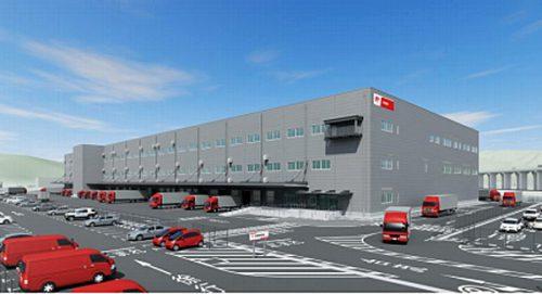 20161227yubin 500x271 - 日本郵便/岡山に3.8万m2の大型郵便局、5月開局