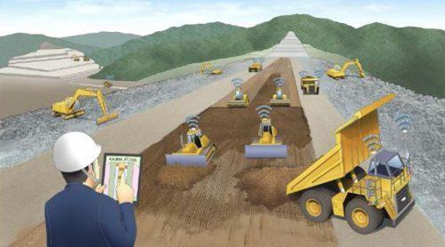 新たなA4CSELのダムでの適用イメージイラスト