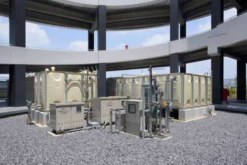 地下水供給設備