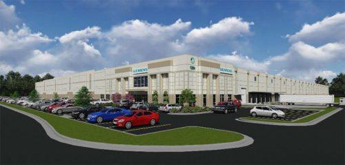 Siemens社 専用施設 (米国フロリダ州)