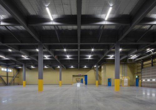 20170119nikkon2 500x354 - 日本梱包運輸倉庫/群馬県太田市で延床1.1万m2の倉庫竣工