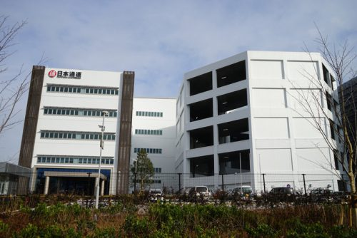 20170123nittsu3 500x334 - 日通/東京都江東区新砂に15万m2のマルチテナント型物流施設竣工