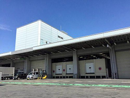 羽田鮮魚センター外観