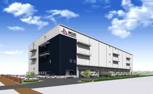 20170125mitsubishitoshi 500x309 - 三菱商事都市開発/川崎市に物流施設竣工、神奈川県の座間も着工