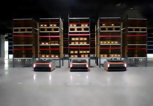 20170125nitori1 500x348 - ニトリ/無人搬送ロボット、Butler導入