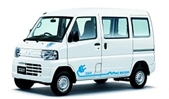 20170126mitsubishimotor - 三菱自動車/軽商用電気自動車「ミニキャブ・ミーブ バン」を一部改良