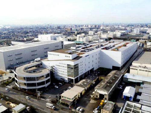 20170126nihonlogi 500x374 - 日本ロジスティクスファンド/80億円で草加物流センターを追加取得