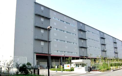 20170130cbre - CBRE/東京都品川区の物流倉庫、内覧会