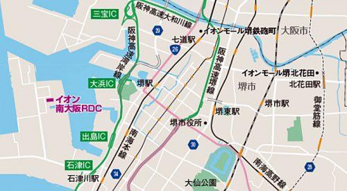 20170201aeon2 500x276 - イオンリート/イオン南大阪RDCを98億7000万円で取得