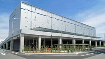 7号棟(京浜トラックターミナル)2015年7月竣工