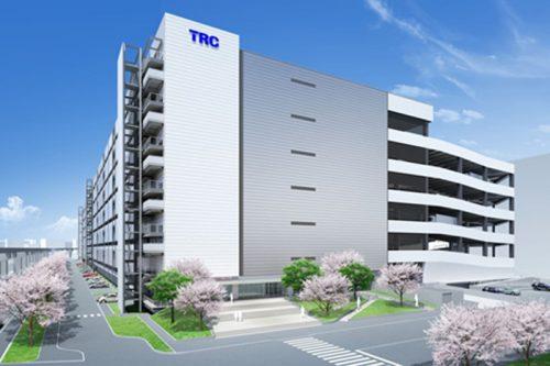 20170210trc1 500x333 - 東京流通センター/6月末竣工予定の物流ビル新B棟で内覧会