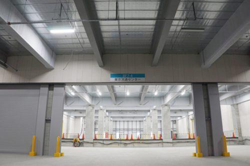 20170210trc2 500x333 - 東京流通センター/6月末竣工予定の物流ビル新B棟で内覧会