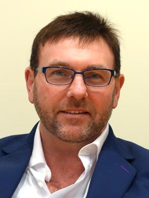 ESR スチュアート・ギブソン共同CEO兼日本法人・ESR CEO