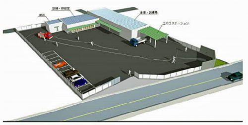 消防防災活動センター(仮称)