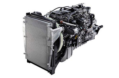 新開発 6R20型エンジン