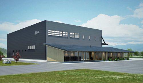 コンセプトセンター第5期棟(鋳造棟)完成予想図