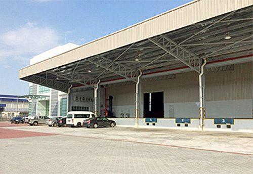 MOL Logistics (Malaysia) Pasir Gudang Logistics Center