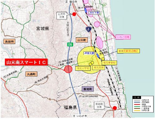 20170306nexcoe 500x385 - 常磐自動車道/4月1日、山元南スマートIC開通