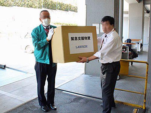 20170313nihonyusei2 500x375 - 日本郵政、ローソン、NTT/合同防災訓練