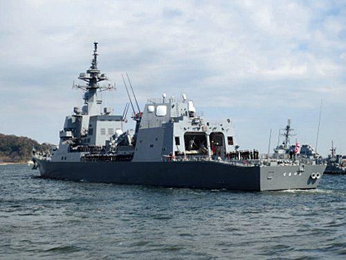 20170313sensyu2 500x375 - 海賊対処の第27次派遣部隊/ソマリア・アデン湾に向け出港