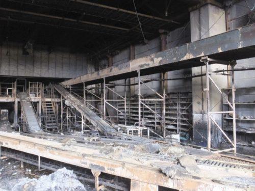 20170321asukul10 500x375 - アスクル/火災の倉庫1階部分、ほぼ焼損なし