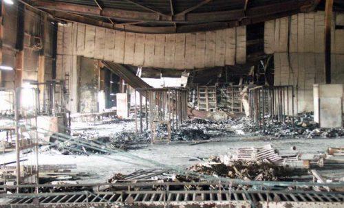 20170321asukul13 500x303 - アスクル/火災の倉庫1階部分、ほぼ焼損なし
