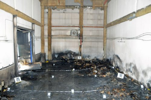20170321asukul2 500x332 - アスクル/火災の倉庫1階部分、ほぼ焼損なし
