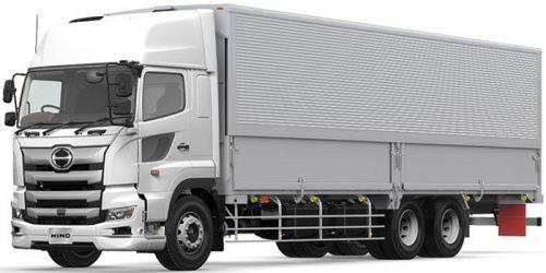 20170405hino1 500x250 - 日野自動車/大型・中型トラック、モデルチェンジ