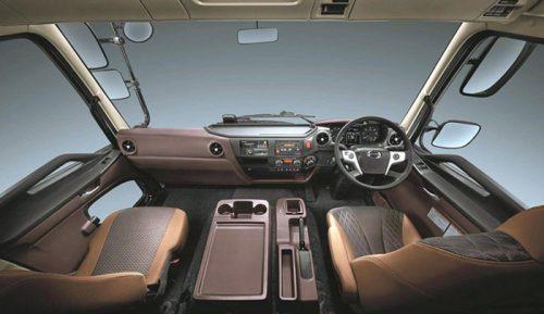 20170405hino4 500x289 - 日野自動車/大型・中型トラック、モデルチェンジ