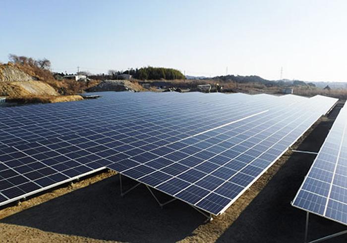 センコン物流/茨城県北茨城市で太陽光発電施設の運転開始 | LNEWS