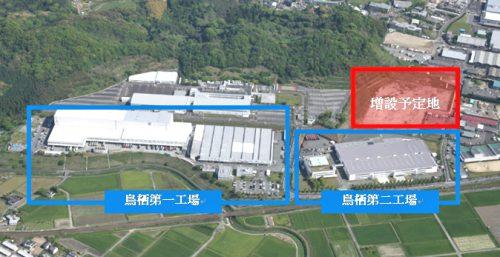 20170412iris 500x257 - アイリスオーヤマ/鳥栖第二工場に4万パレット収容の自動倉庫増設
