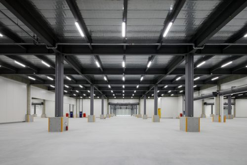 20170417logiportsakai2 500x334 - ラサール不動産/大阪・堺市に11.6万m2の物流施設竣工、契約率30%