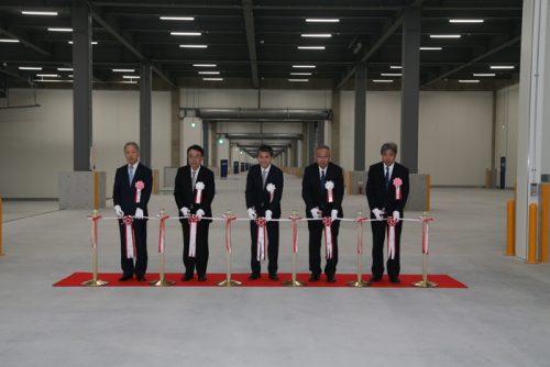 20170417logiportsakai4 500x334 - ラサール不動産/大阪・堺市に11.6万m2の物流施設竣工、契約率30%