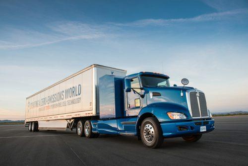 20170420toyota1 500x334 - トヨタ自動車/燃料電池の大型トラック、実証実験を米国LA港で開始