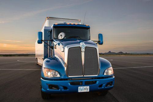 20170420toyota2 500x334 - トヨタ自動車/燃料電池の大型トラック、実証実験を米国LA港で開始