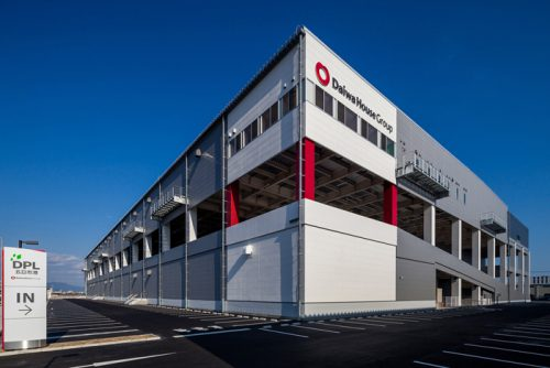 20170425daiwah1 500x334 - 大和ハウス/広島市五日市港に約5万m2のマルチテナント型物流施設竣工
