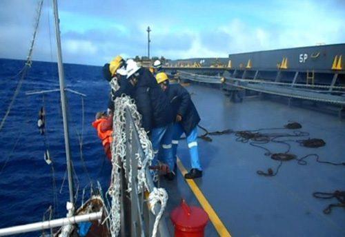 20170425nyk 500x344 - 日本郵船/運航船が南太平洋で遭難したヨットを救助