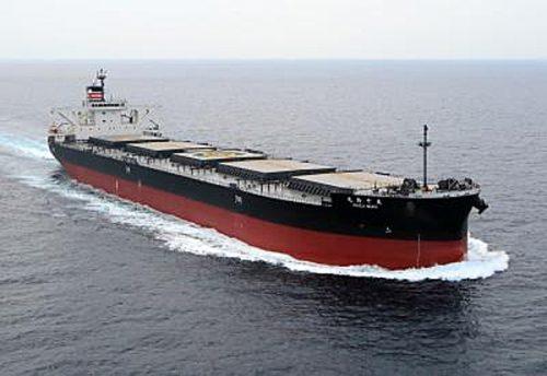20170425nyk21 500x344 - 日本郵船/国内電力会社向けに運航する石炭専用船竣工