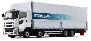 20170427isuzu1 - いすゞ/大型トラック「ギガ」、中型トラック「フォワード」改良