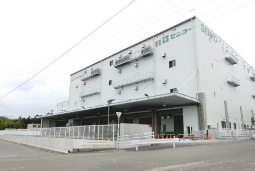 20170427senko 500x335 - センコー/四日市市に1万m2の物流センター新設