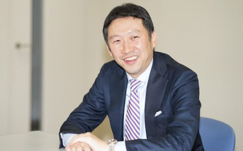 GLPの塩田徳隆執行役員投資開発・事業開発兼投資開発部長
