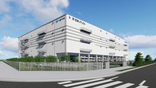 20170515mitsubishig2 500x281 - 三菱地所/習志野に3.9万m2の物流施設着工、新習志野駅から5分