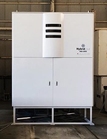 ハイブリッドアイス高機能製氷機