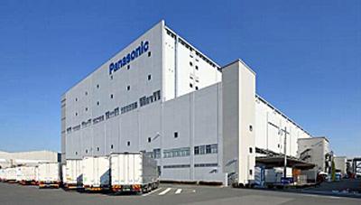 兵庫県尼崎市のプロロジスパーク尼崎1 竣工2005年8月