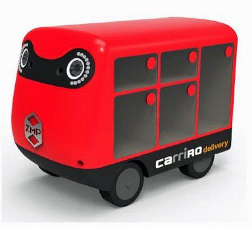 CarriRo Deliveryイメージ