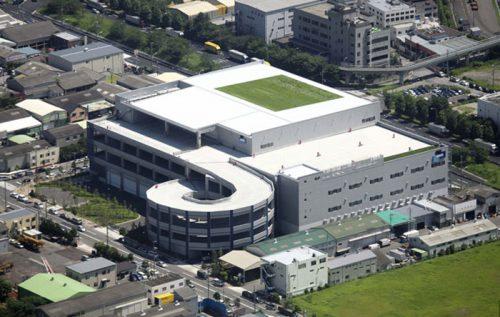 プロロジスパーク東京新木場