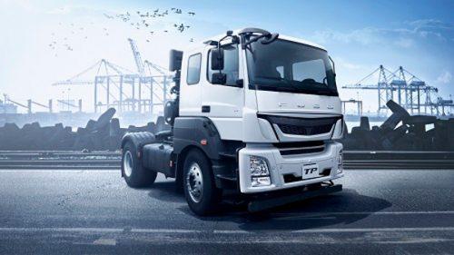 20170523fuso 500x281 - 三菱ふそう/カタールで高出力の超大型トラック発売