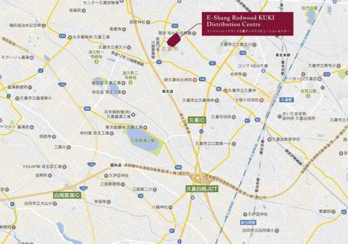 20170526esr2 500x351 - ESR/250億円投じ、埼玉県の東京理科大跡地に15万m2の物流施設着工