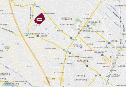 20170526esr3 500x346 - ESR/250億円投じ、埼玉県の東京理科大跡地に15万m2の物流施設着工