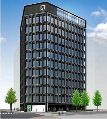 20170530mitsubishis - 三菱倉庫/日本橋本町にオフィスビルを共同開発